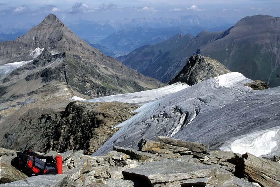 Bergtouren Hocheiser Grie 223 Kogl